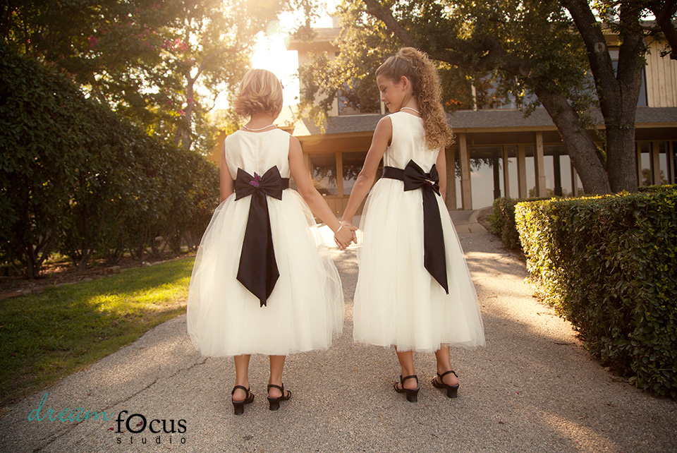 flower girls dallas texas photography