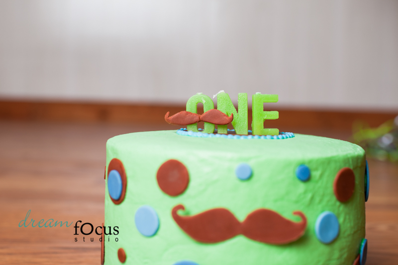 one year cake smash photos