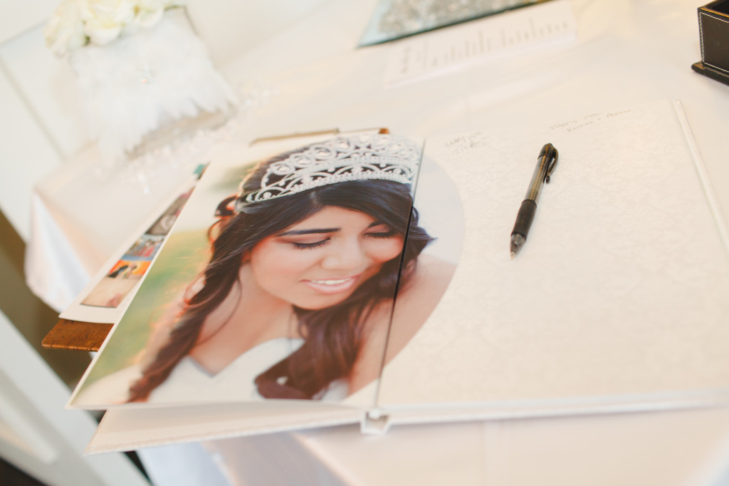 modern quinceanera yearbook guest book photography dallas texas carrollton portrait dress