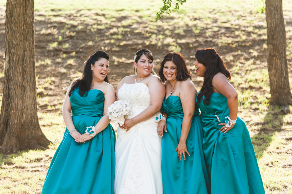 wedding dallas photographer bridesmaids