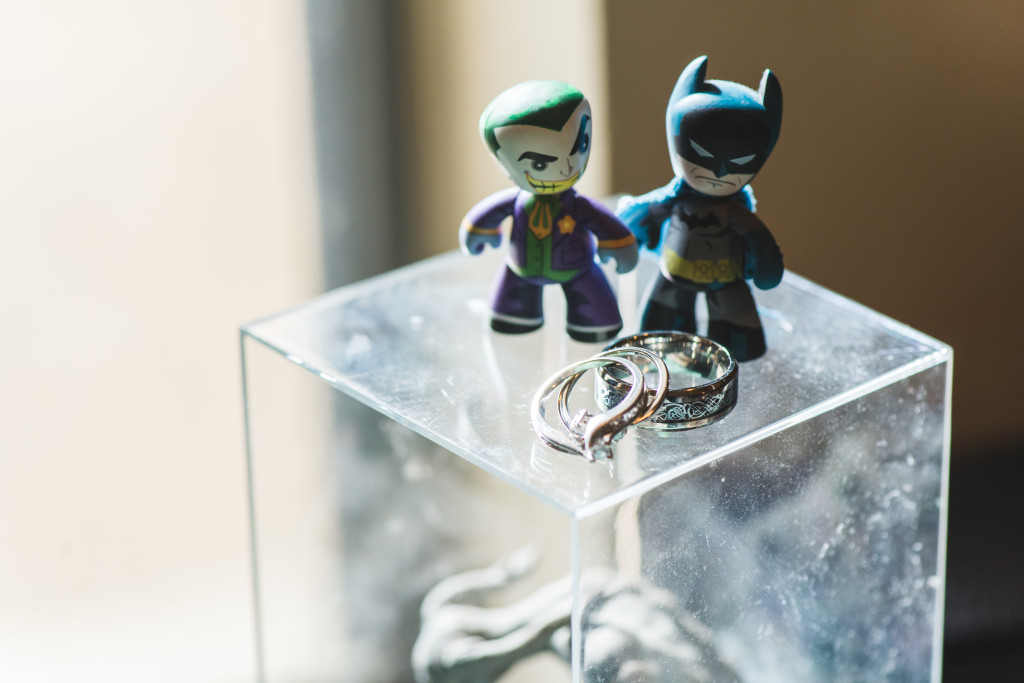 wedding dallas photographer  rings comic