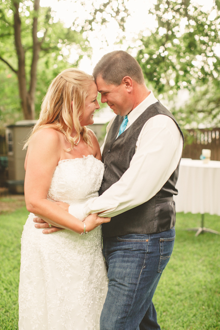 backyard wedding dallas texas photographer