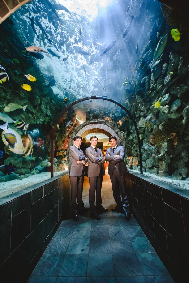 Dallas World Aquarium - splash
